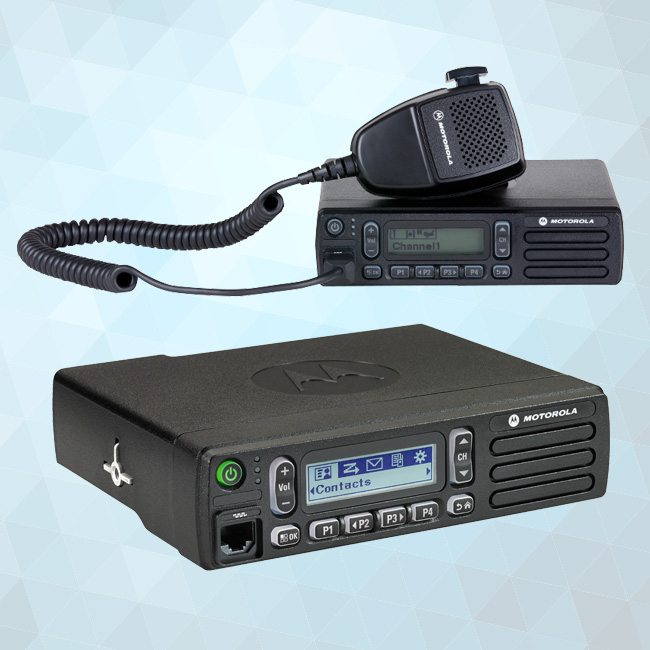 CM300d Mobile Two-Way Radio