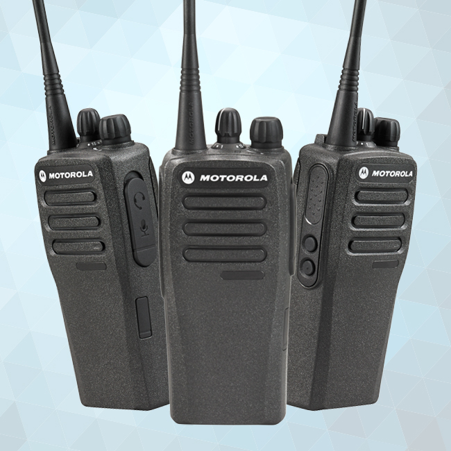 CP200d Portable Two-Way Radio 136-174 MHz