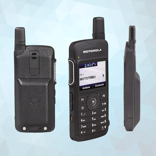 SL7000e Series Portable Two-Way Radios 806-870 MHz