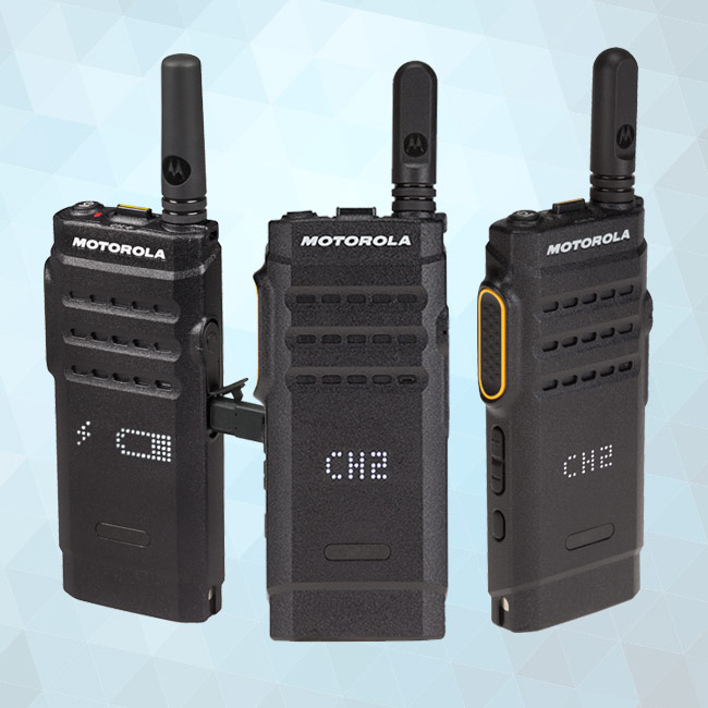 SL300 Portable Two-Way Radio