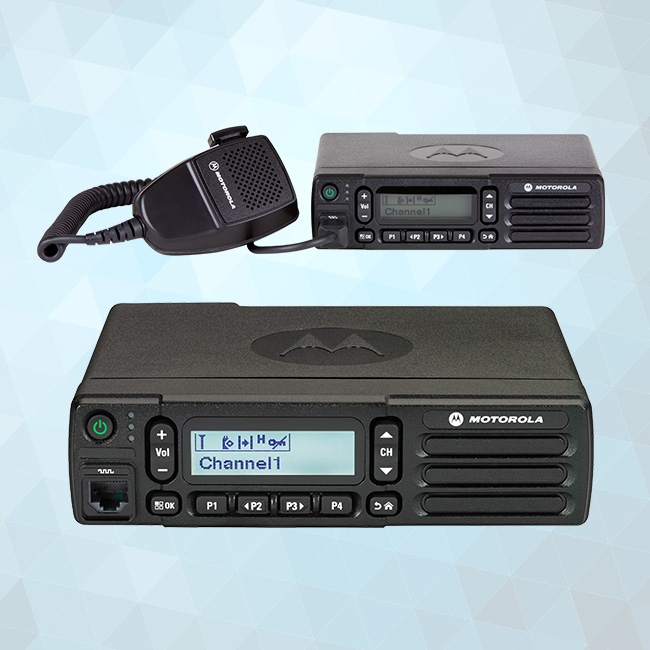 XPR2500 Mobile Two-Way Radio 403-470 MHz 40W