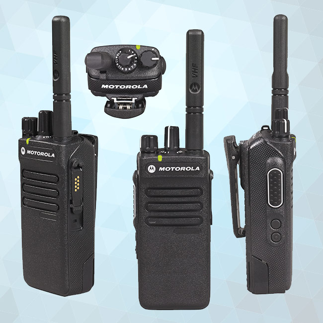 XPR3300e Portable Two-Way Radio 403-512 MHz (non-display)