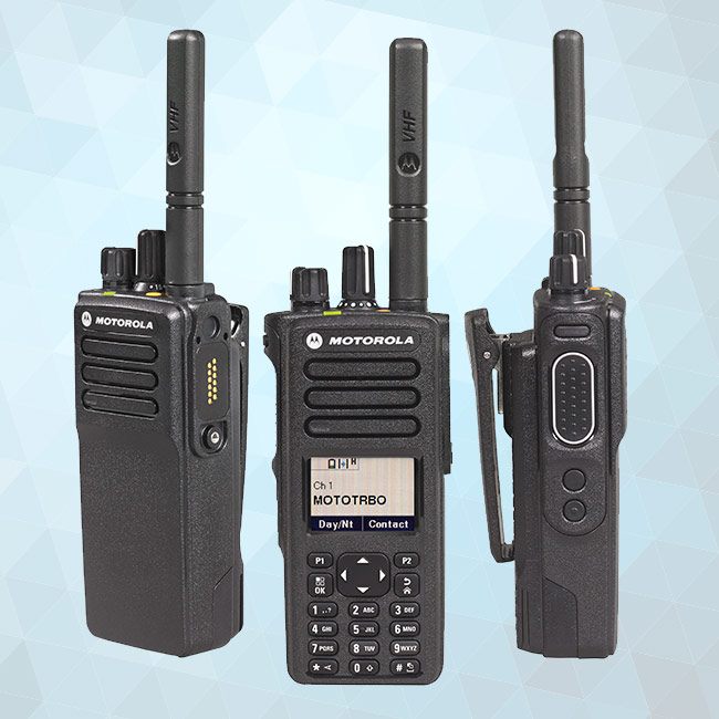 XPR7550e Portable 136-174 MHz with Color Display