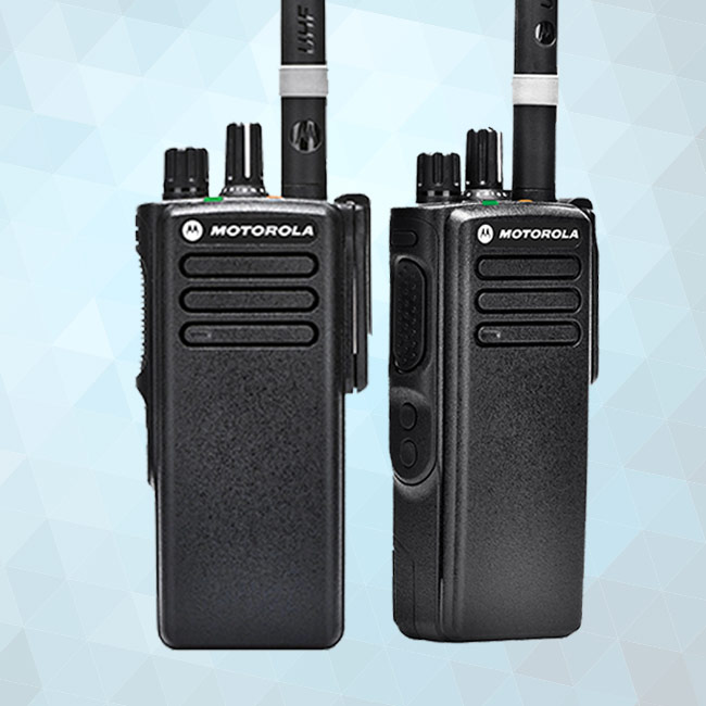 XPR7380 Portable Two-Way Radio