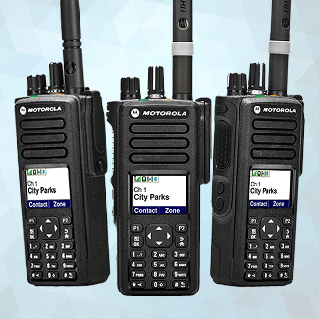 XPR7580 Portable Two-Way Radio