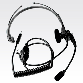 Single Muff Lightweight Headset