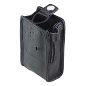 Soft Leather Carry Case with Fixed Swivel Clip