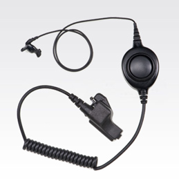 Black Ear Microphone