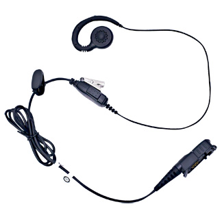 Motorola Solutions Mag One Swivel Earpiece