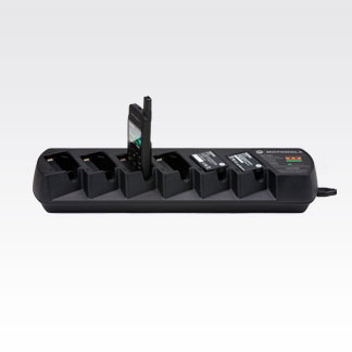 6-Pocket Multi-Unit Charger