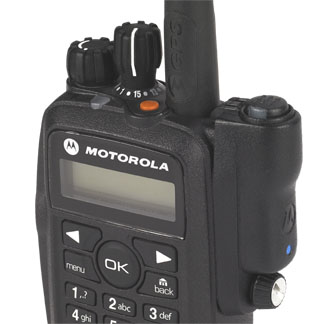Motorola Solutions MotoTRBO Wireless Adapter with Touch Pairing