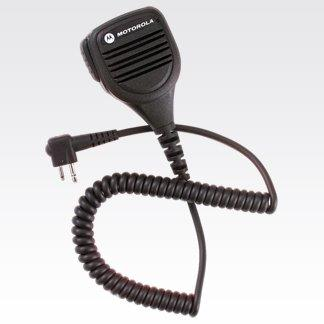 Remote Speaker Microphone with 3.5mm Audio Jack