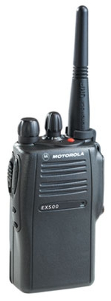 EX500 Portable Two-Way Radio