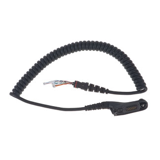 Remote Speaker Microphone Replacement Cable