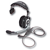 NFL Football Style Heavy-Duty Headset