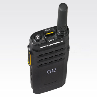 Motorola Solutions SL300 Portable Two-Way Radio