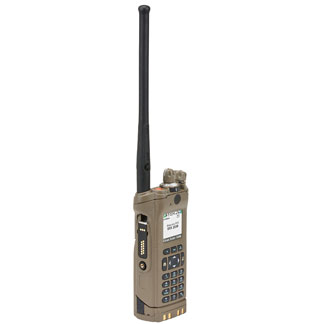 SRX2200 P25 Combat Portable Two-Way Radio
