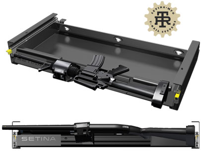 Setina Sedan Heavy Duty Trunk Tray