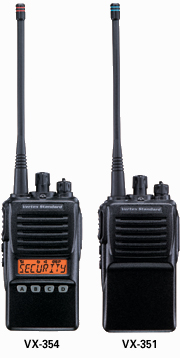 VX-350 Series Portable Radio