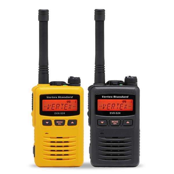 eVerge EVX-S24 Digital Portable Radio
