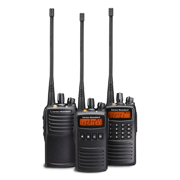 VX-450 Series Analog Portable Radios