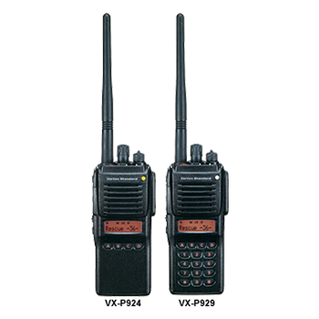 VX-P920 Series P25 Analog Portable Radios