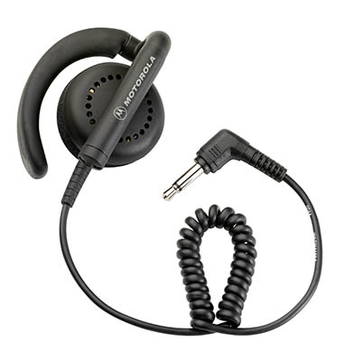 Receive-Only Flexible Earpiece