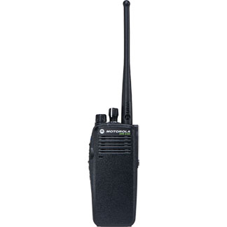 XPR6100 Portable Two-Way Radio