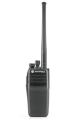 Motorola Solutions XPR6380 Portable Two-Way Radio
