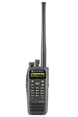 XPR6580 Portable Two-Way Radio