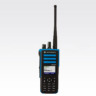 XPR7550-IS CSA Handheld Two-Way Radio