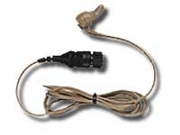 Beige Ear Microphone