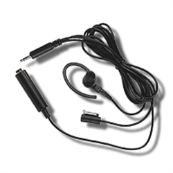 3-Wire Surveillance Kit with Extra Loud Earpiece