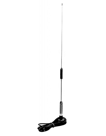 UHF Wide Area Through-Hole Mount Antenna - 403-527 MHz