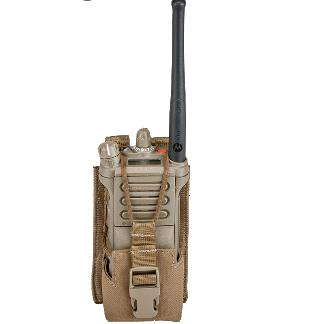 Motorola Solutions Combat Radio Carry Pouch