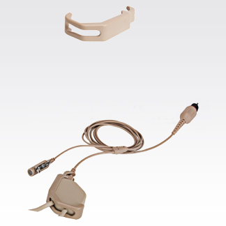 Wireless Neckloop Y-Adapter and Retention Hook
