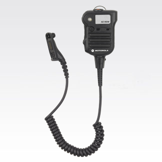 APX XE Remote Speaker Microphone with Xtreme Temperature Cable