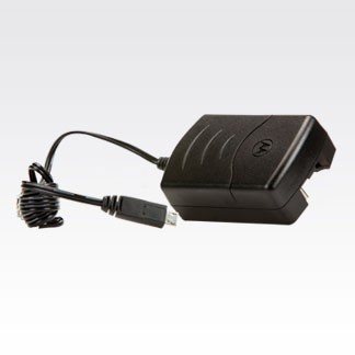 SL7550 Micro-USB Single Unit Plug-In Charger