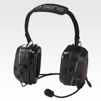 XBT Operations Critical Wireless Behind-the-Neck Headset