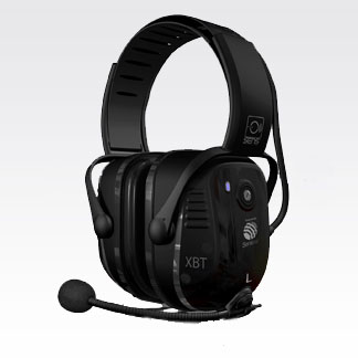 XBT Operations Critical Wireless Headband Style Headset