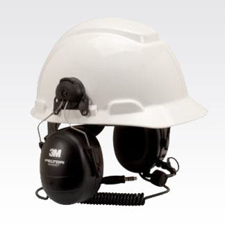 3M Peltor MT Series Hard Hat Mount Headset