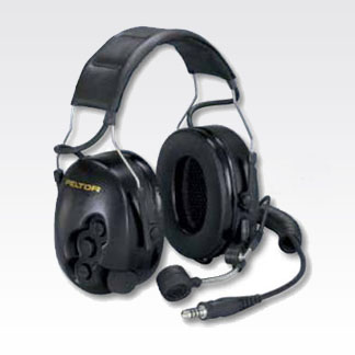 TacticalPro Series Over-the-Head Headset with Nexus Connector
