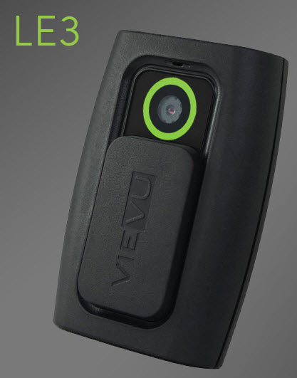 VIEVU LE3 Body Worn Camera