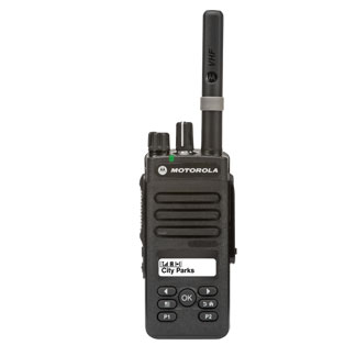 Motorola Solutions XPR3500 Portable Two-Way Radio