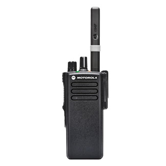 Motorola Solutions XPR7380 Portable Two-Way Radio